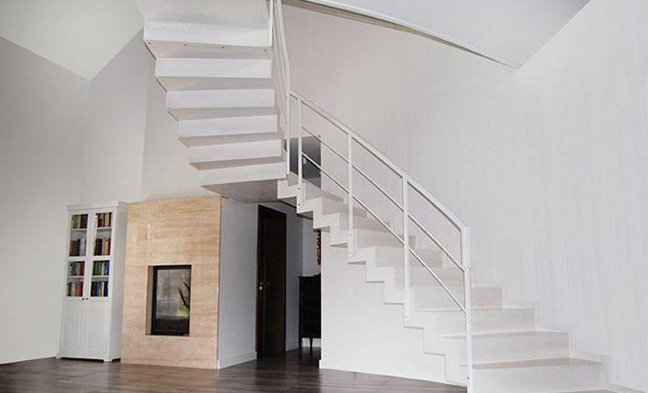 Wybór schodów pasujących do wnętrza jest czasem trudnym wyborem