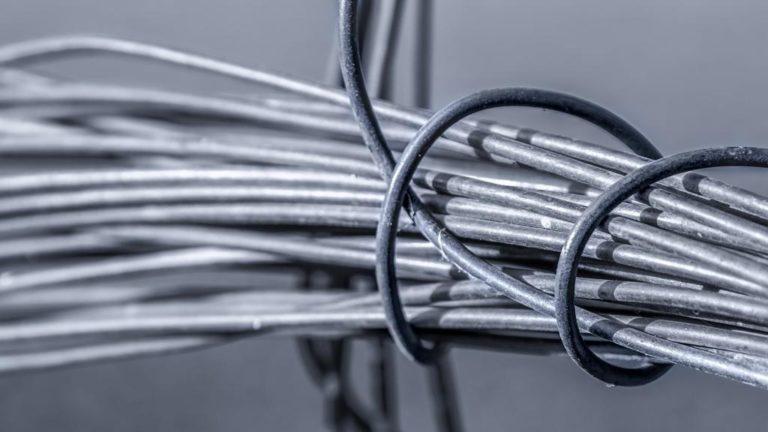 Warto zastosować solidne druty oporowe